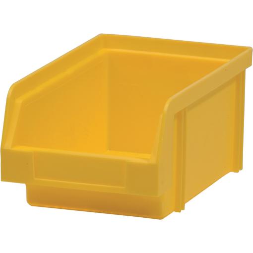 Lagerbox Gr. 4 gelb